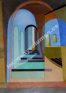 Arcos y escaleras