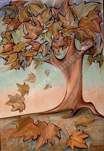 La energía del árbol