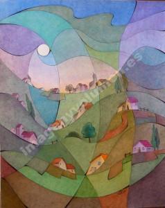 Los colores del paisaje