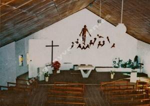 Remodelación parroquia Santa Cruz