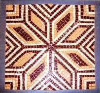 Mosaico estrellado