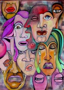 máscaras de hoy